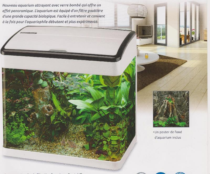 Aqua panorama materiel vpc aquariums meubles et for Aquarium vpc