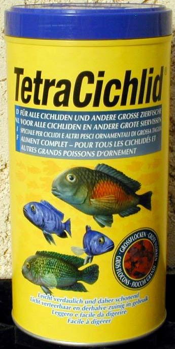 Tetra cichlid materiel vpc nourritures poissons for Poisson vpc