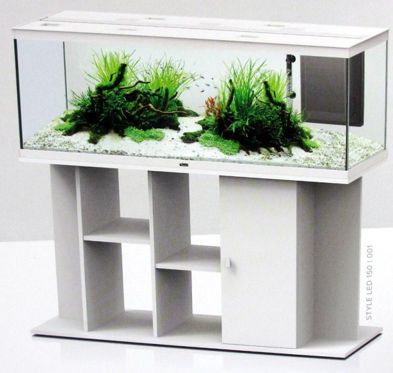 Aquarium style led materiel vpc aquariums for Aquarium vpc