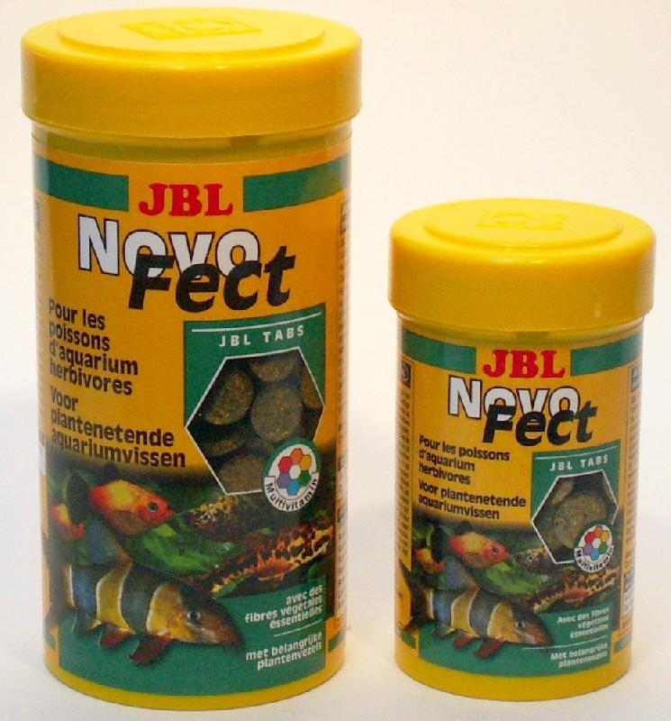 Jbl novofect pour poissons de fond et herbivore for Poisson vpc