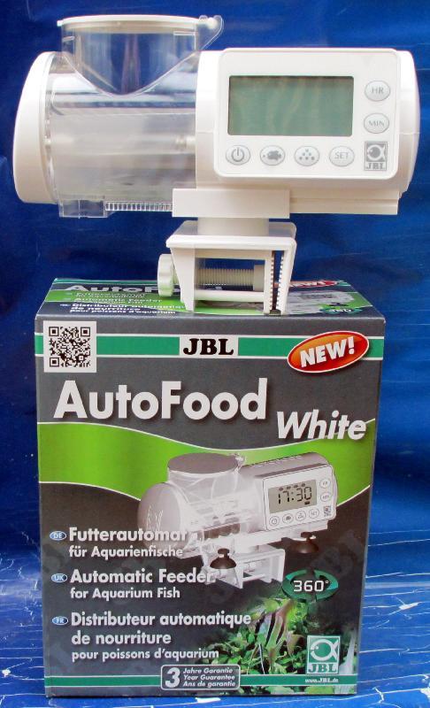 Distributeur de nourriture longue duree jbl materiel for Distributeur nourriture poisson rouge