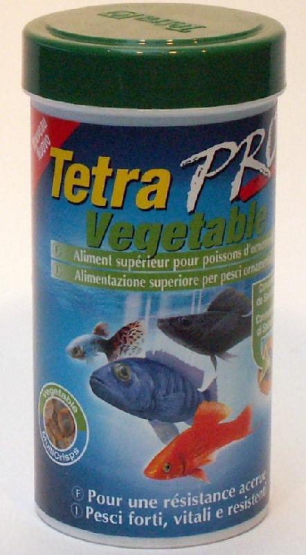 Tetra min pro vegetal materiel vpc nourritures for Poisson vpc